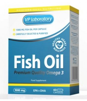FISH OIL 1000MG 60 КАПС