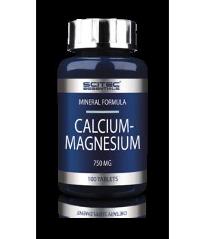 CALCIUM-MAGNESIUM 100TAB