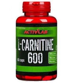 L-Carnitine 600,  60 капс
