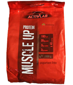 ActivLab MUSCLE UP Protein, 2000 г