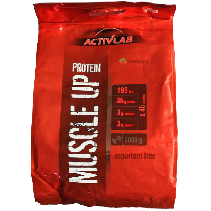 Протеин ActivLab MUSCLE UP Protein, 2000 г