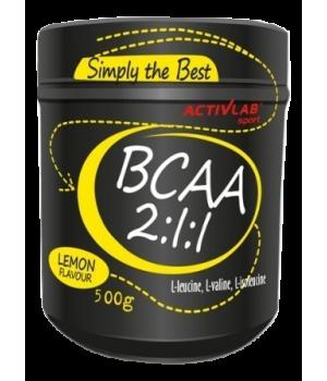 Activlab BCAA 2:1:1, 500 г
