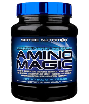 Scitec Amino Magic, 500 г