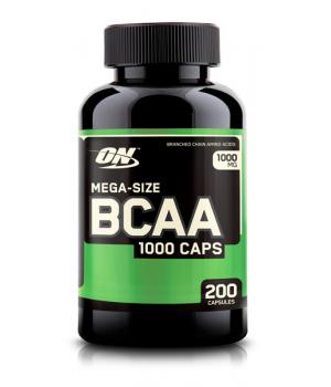 Optimum Nutrition BCAA 1000, 200 капс
