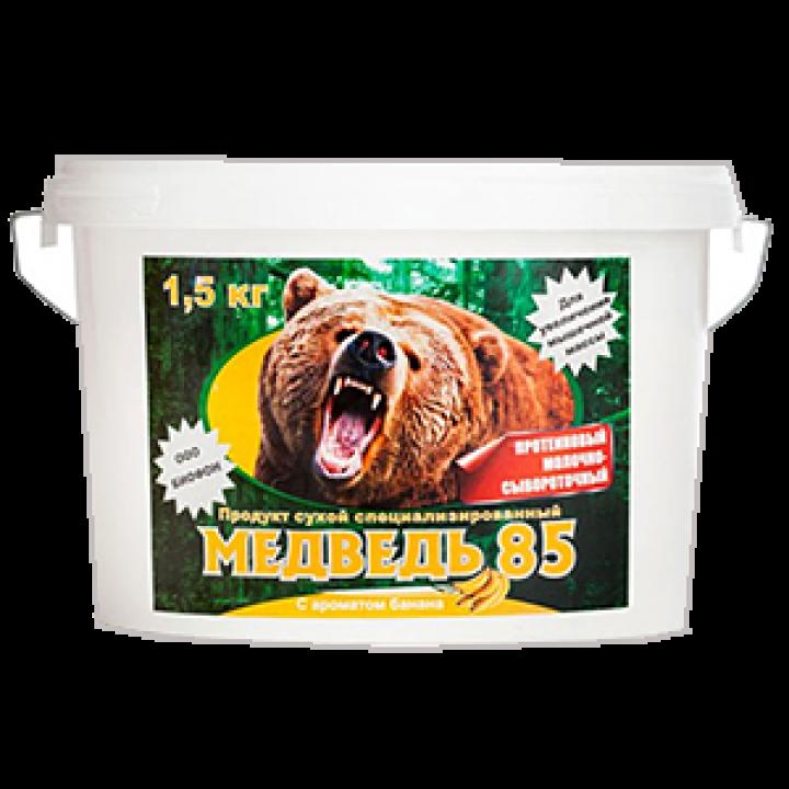 Протеин Биофон Медведь 85, 1500 г