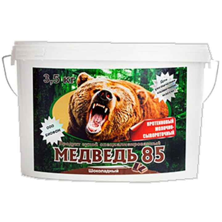 Протеин Биофон Медведь, 3500 г