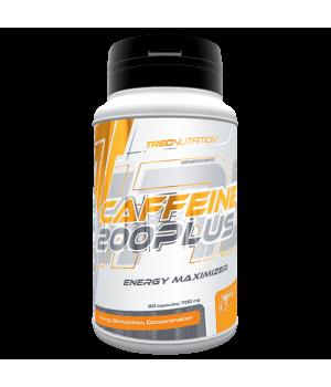 Trec Nutrition Caffeine 200 max, 60 капсул
