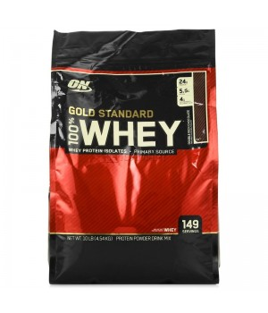 Optimum Nutrition Whey Gold Standard, 4540 г