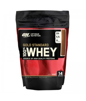 Optimum Nutrition Whey Gold Standard, 454 г