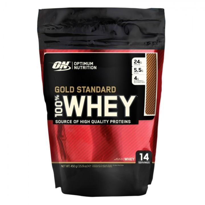 Протеин Optimum Nutrition Whey Gold Standard, 454 г