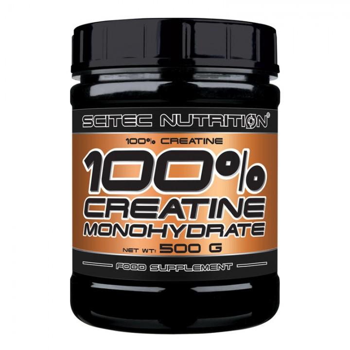 Scitec Creatine Monohydrate, 500 г