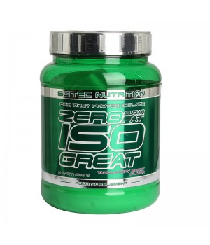 Zero Fat/Sugar Iso Great 900 гр.