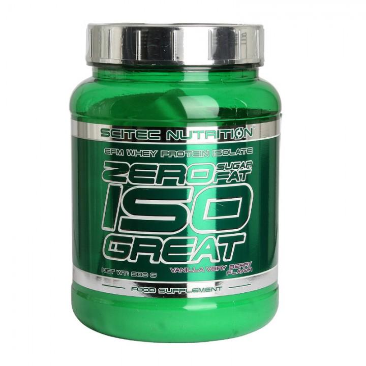 Протеин Zero Fat/Sugar Iso Great 900 гр.