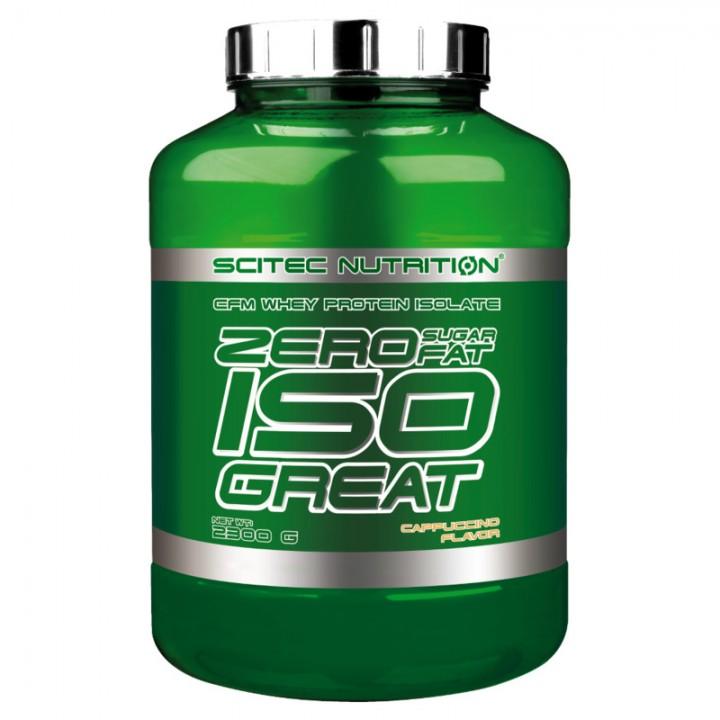 Протеин Zero Fat/Sugar Iso Great 2300 гр.
