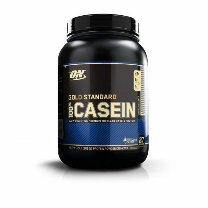 Optimum Nutrition Casein Gold Standard, 909 г