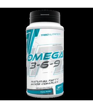 Omega-3-6-9, 120 капсул