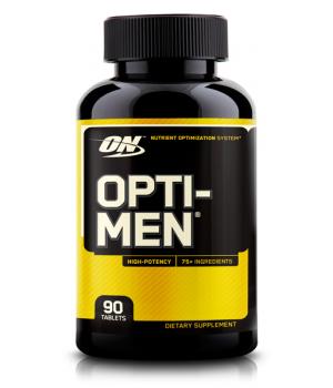 Opti-Men от Optimum Nutrition, 90 таблеток
