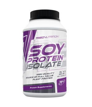 Trec Nutrition Soy Protein Isolate 650 г