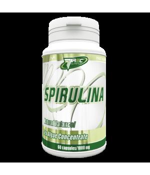 Trec Nutrition Spirulina, 60 капсул