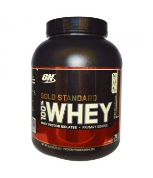Optimum Nutrition Whey Gold Standard, 2270 г