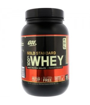 Optimum Nutrition  Whey Gold Standard, 900 г