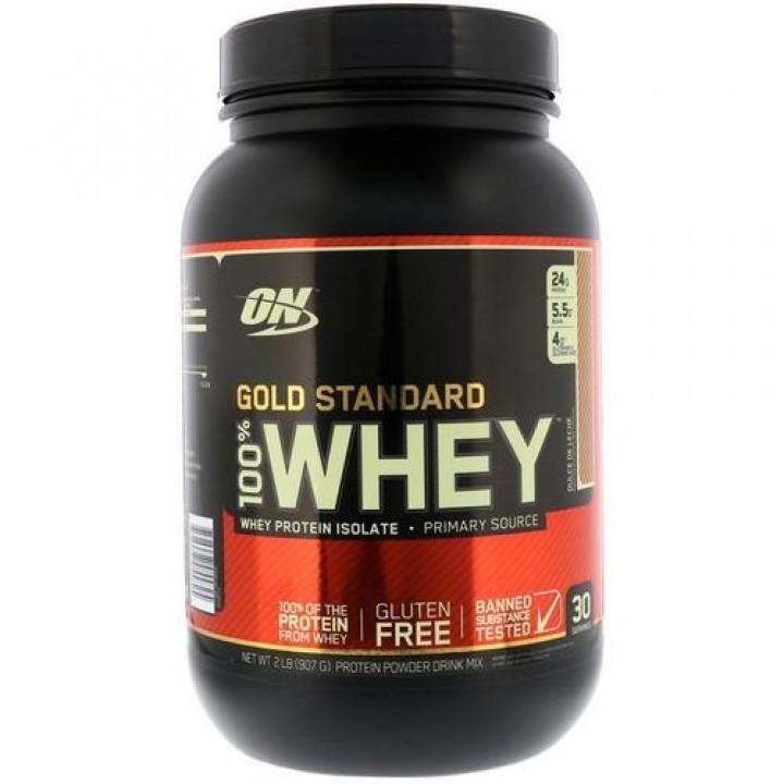 Протеин Optimum Nutrition  Whey Gold Standard, 900 г