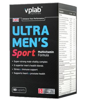 VPlab Ultra Men's Sport, 90 капс