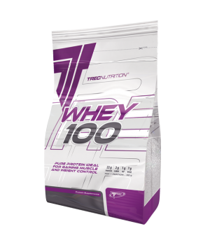 Trec Nutrition Whey 100%, 900 г