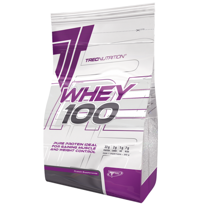 Trec Nutrition Whey 100%, 900 г