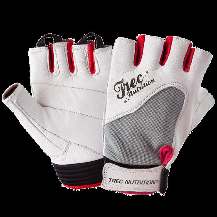 Перчатки Fitness Women Бело-серые