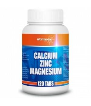 CALCIUM ZINC MAGNESIUM (120 ТАБЛ)
