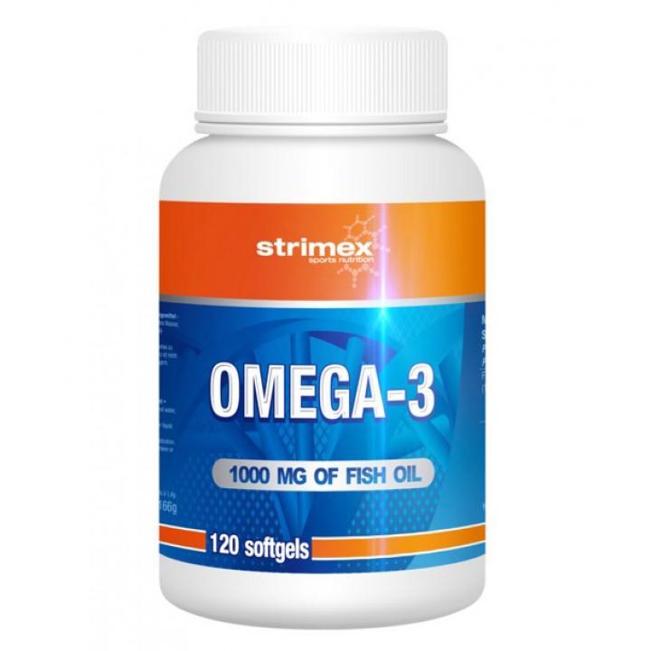 STRIMEX OMEGA-3 (120 КАПС)