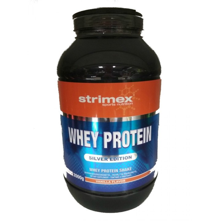 Протеин WHEY PROTEIN SILVER EDITION 2000 ГР